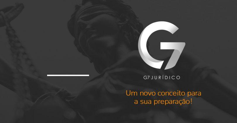 [E-book] G7 Jurídico - Um novo conceito para sua aprovação
