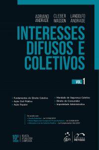 livros de direito Interesses difusos e coletivos