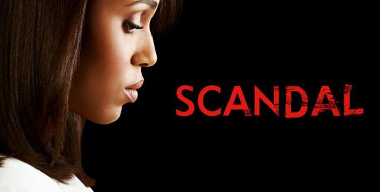 scandal série