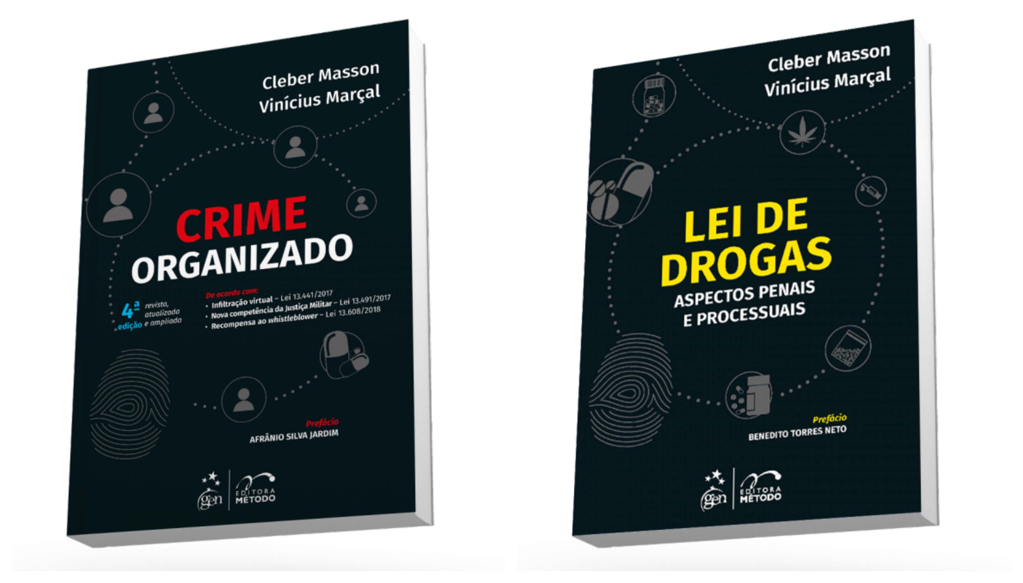 crime organizado leis drogas