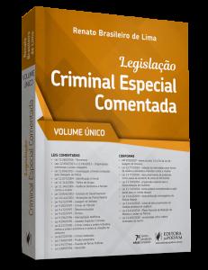 renato brasileiro legislação criminal