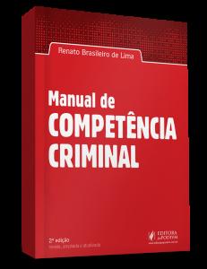 renato brasileiro competência criminal