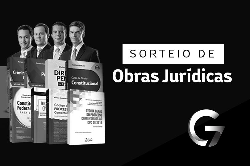 sorteio g7 jurídico