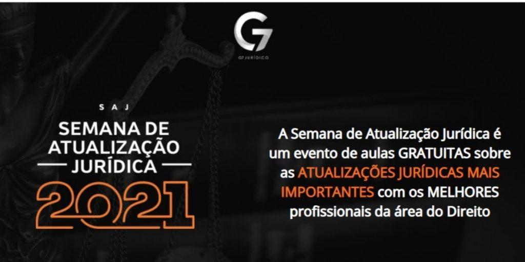 concursos jurídicos em 2021 saj g7